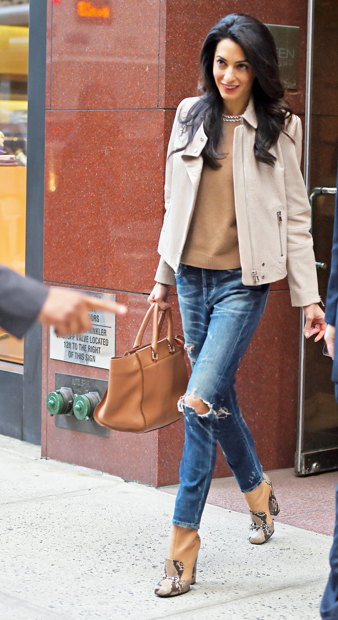 16 Pairs of Distressed Denim to Wear This Season