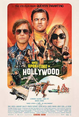 Once Upon a Time In Hollywood 2019 English 720p HDCAM 900MB