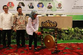Rakor Balitbangda Jadi Acuan Percepatan Pembangunan di Wilayah Sumatera