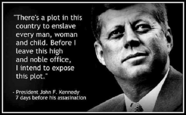 Konspirasi Pembunuhan John F Kennedy