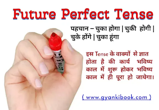 Future Perfect Tense in Hindi