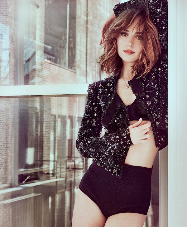 Dakota Johnson Marie Claire Magazine Photoshoot