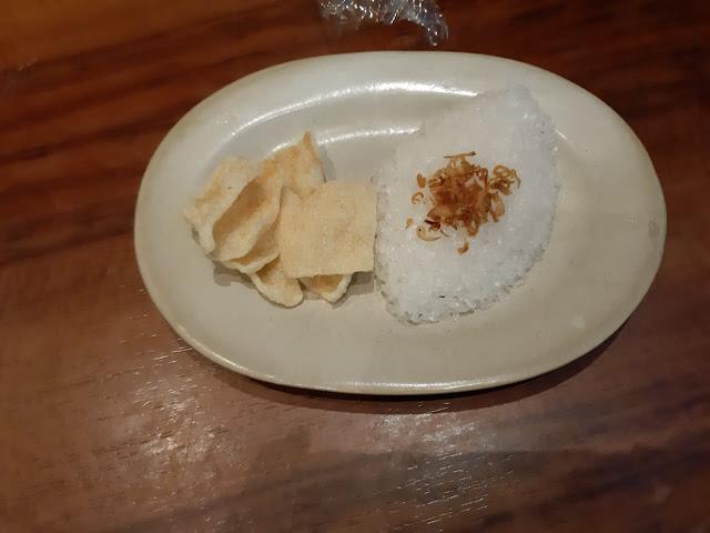 Pengalaman Makan di TeSaTe Restaurant