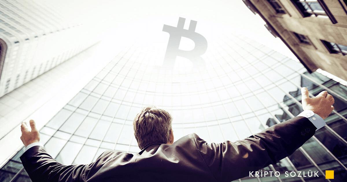 Kurumlar Artık Bitcoin ile Daha Fazla İlgileniyor
