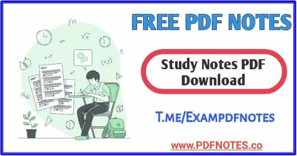 Evolution IAS Botany Optional Notes pdf Download