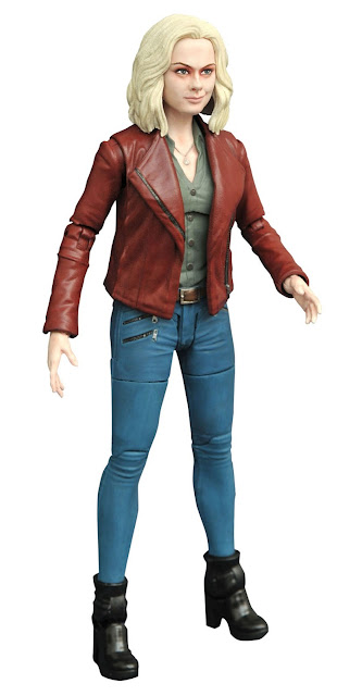 iZombie Season 2 Liv Moore Section Action Figure by Diamond Select Toys