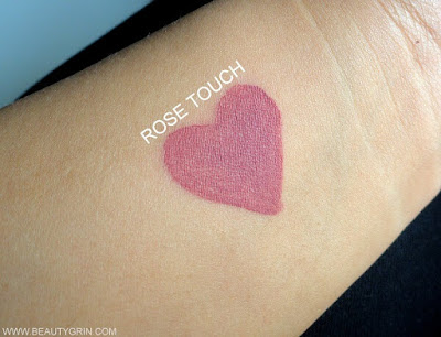 Lakme 9 to 5 Weightless Mousse Lip and Cheek Color Rose Touch