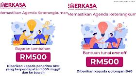 PEMERKASA: Bayaran Sehingga RM1,000 Secara 'One-Off' Bagi Golongan Hilang Pekerjaan