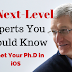25 Brilliant Expert You Should Know to Get Your Ph.D in iOS