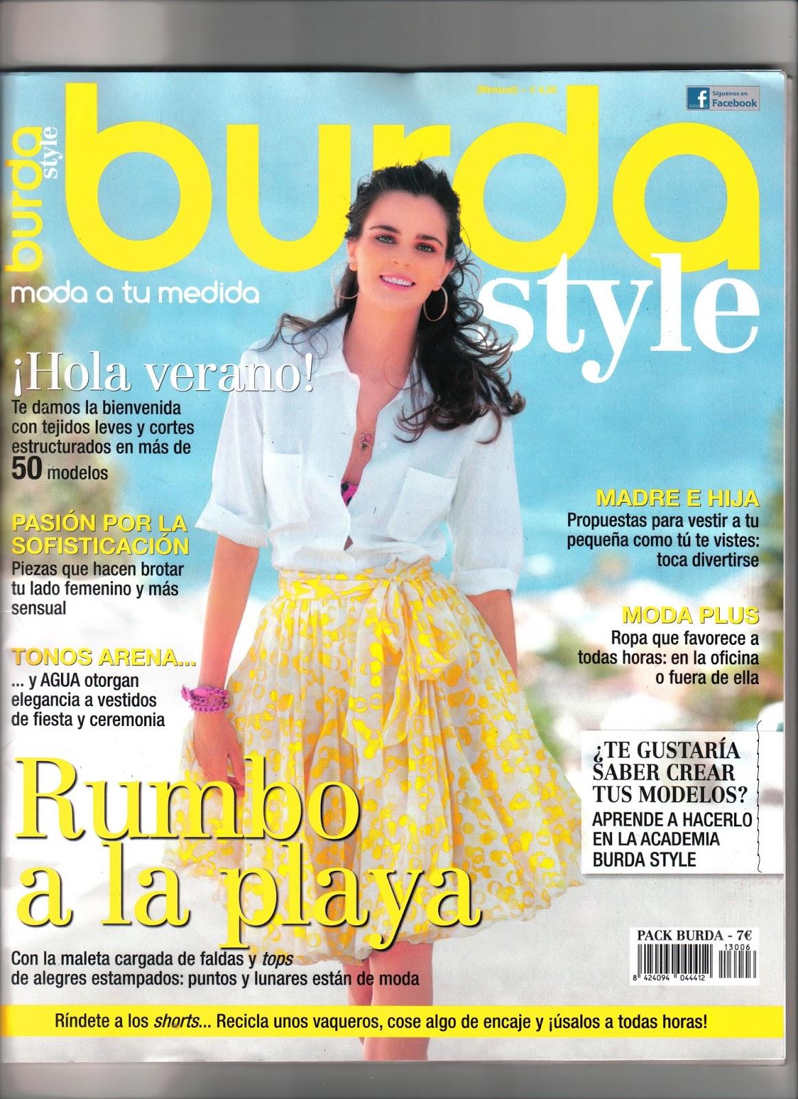 Revista Burda Vs Revista Patrones Yo Elijo Coser