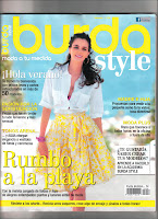 Revista Burda vs. Revista Patrones