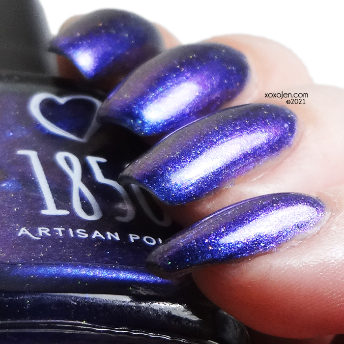 xoxoJen's swatch of 1850 Artisan Glasswing Butterfly