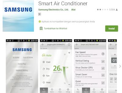 aplikasi remote ac samsung