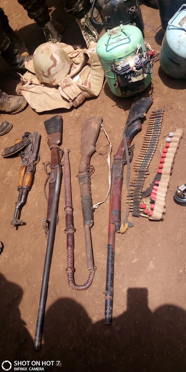 """Military Raids Ngoketunjia Again, """"general No Pity"""" dies in Process"""