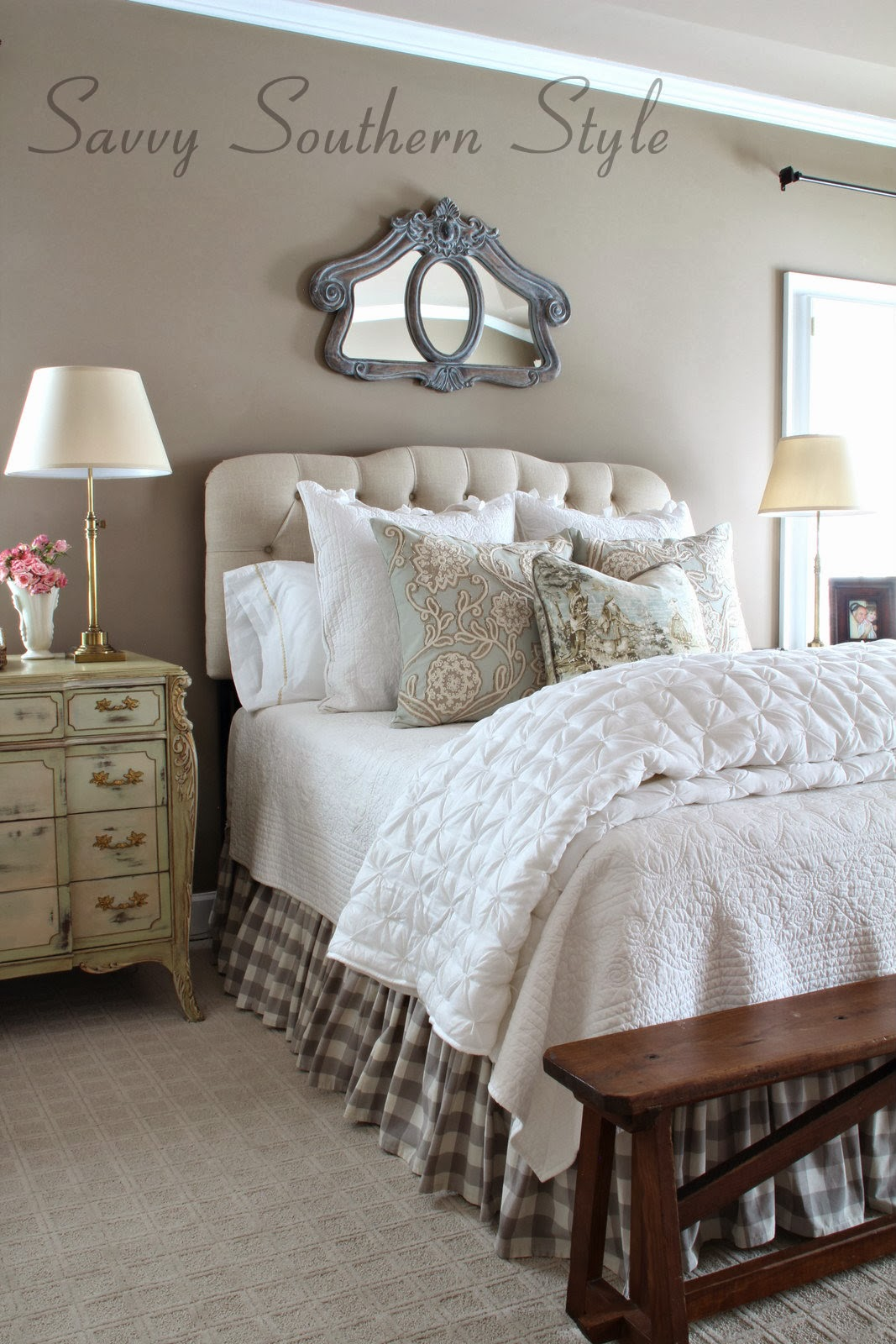 Savvy Southern Style : Adding French Farmhouse Style in ...