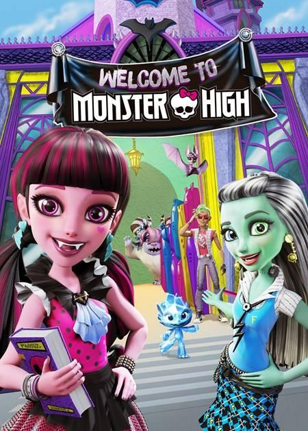 monster high film z wenus