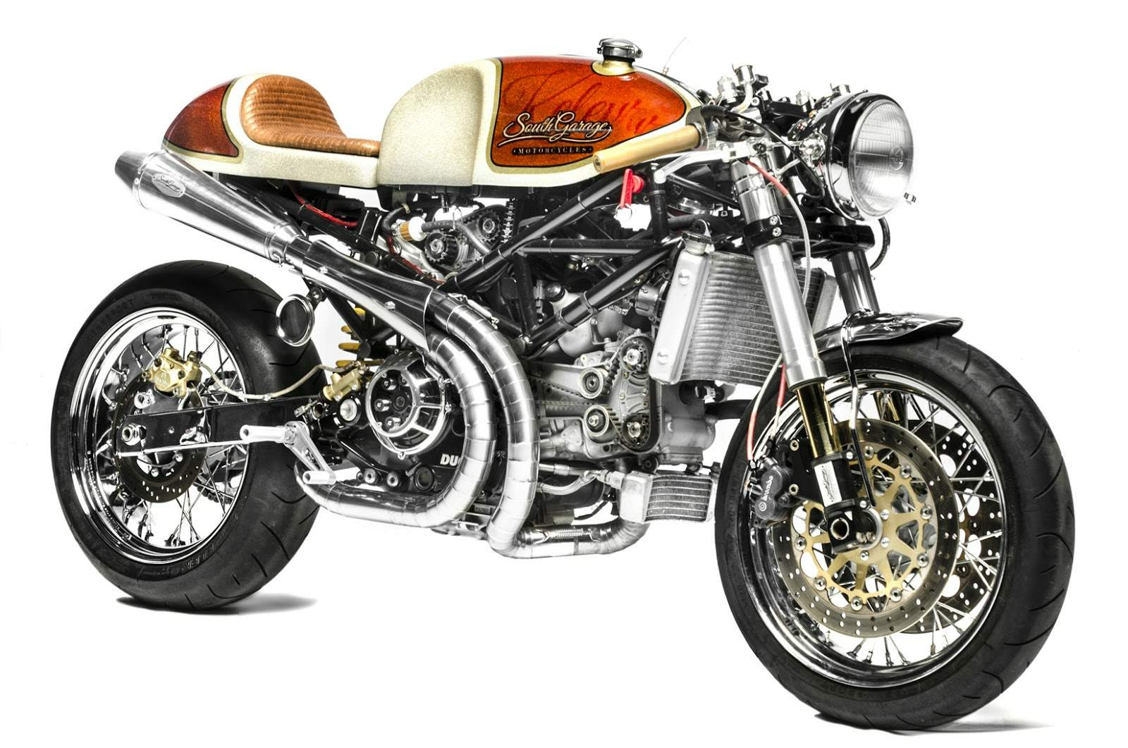 ducati monster s4r cafe racer way2speed. Black Bedroom Furniture Sets. Home Design Ideas