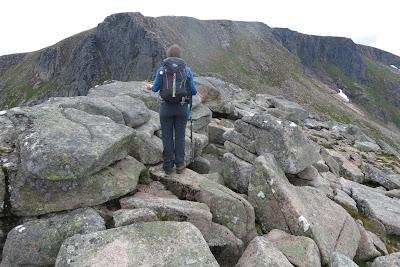 fiacaill ridge cairngorms