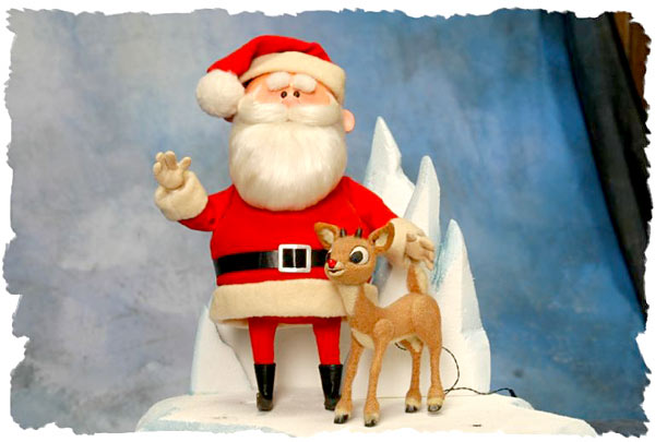 Rambling On... Music & More...: Rudolph the Red-Nosed Reindeer