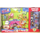 Littlest Pet Shop Large Playset Pug (#2) Pet