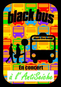 Affiche Black Bus
