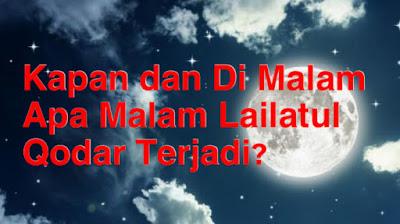 2020 Kapan Dan Di Waktu Apa Malam Lailatul Qadar Terjadi Di Ramadhan 1441 H 2020 M Aulaku Com Media Informasi Ter Update
