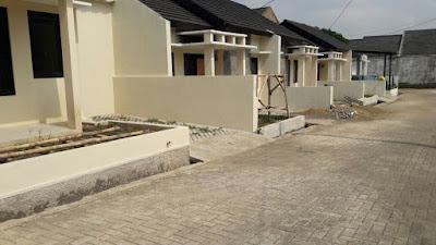 Rumah Perumahan Sangkuriang Town House Cimahi