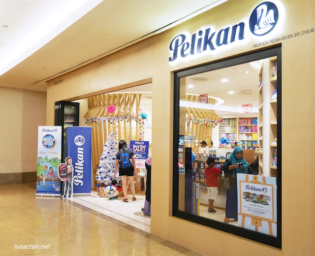 Pelikan Store @ The Gardens Mall