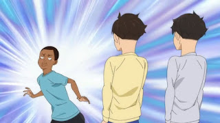 ハイキュー!! アニメ 第4期 | 尾白アラン 幼少期 | Haikyu!! INARIZAKI High | Ojiro Aran | Hello Anime !