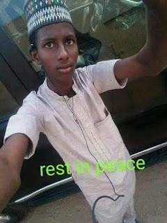 Muhammad Ali Sango Baffa Dalibin Da Aka Kashe A Makarantar Kwana