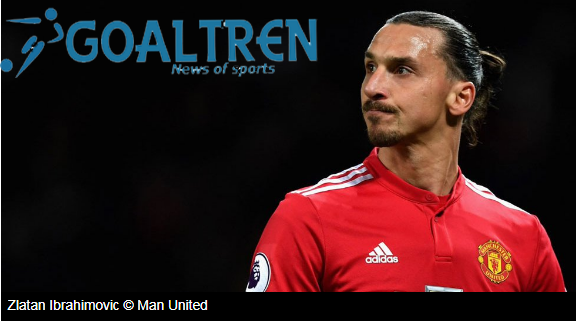 "alt=""Jose Mourinho is delighted to see a comeback by Zlatan Ibrahimovic"""