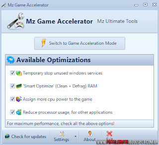 Download Mz Game Accelerator