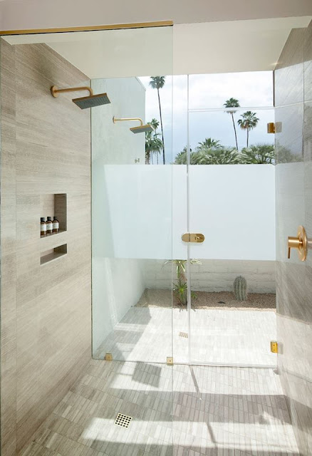 Dwell of decor 15 bathrooms designs for Dwell bathroom designs