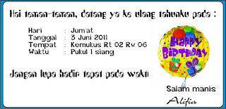 Download Contoh Undangan Contoh Tasyakuran Contoh Aqiqah Contoh
