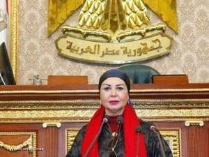 نائبة  امل سلامه تقترح عقوبة لـضرب الزوجات 5سنوات سجن