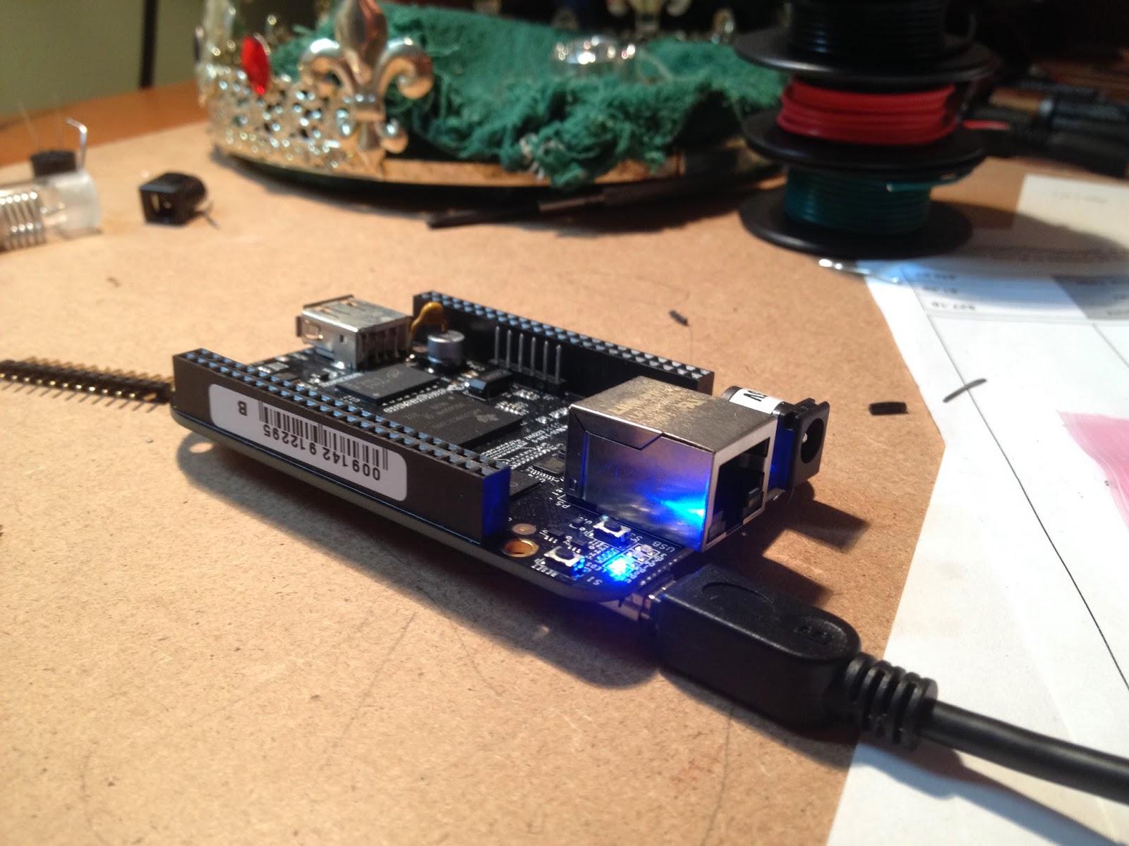 RoboGoby – ROV/AUV Submersible: BeagleBone Black: MicroSD Boot + Ubuntu