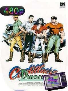 Cadillacs y Dinosaurios [1993] Temporada 1 [480p] Latino [GoogleDrive] SilvestreHD