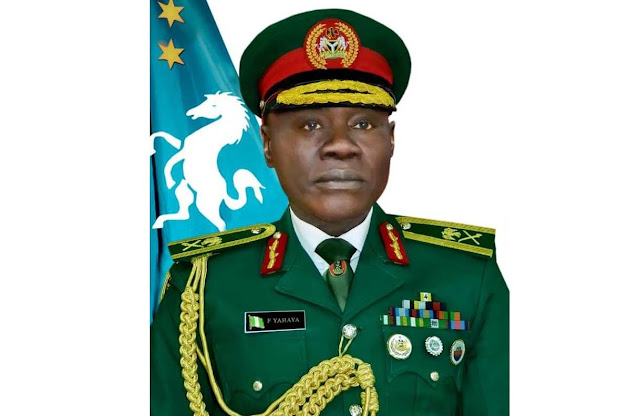 Major-General Yahaya Farouk