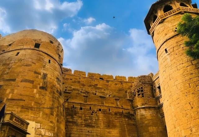 Jaisalmer fort Jauhar