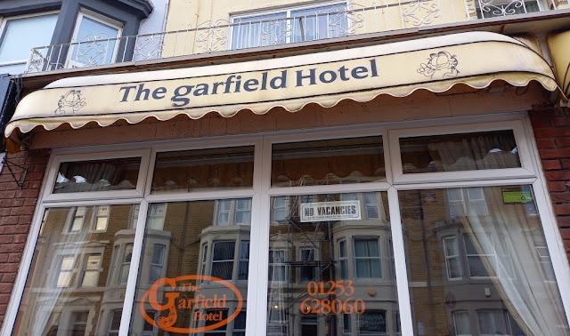 The Garfield Hotel in Blackpool