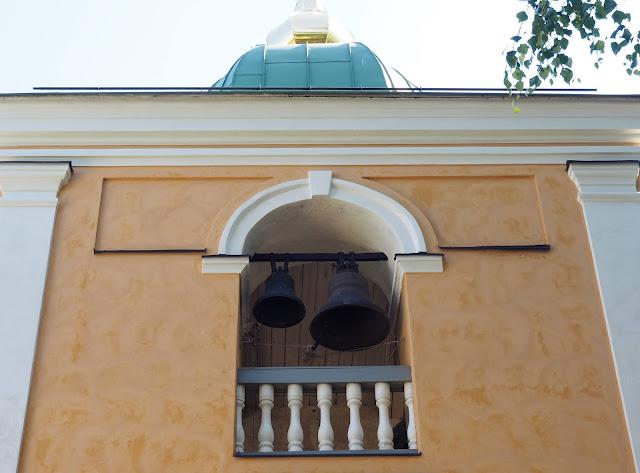 Kirkonkellot, ortodoksikirkko, suomen vanhin ortodoksikirkko, linnoitus, lappenranta, visiitti, kesaloma lappeenrannassa