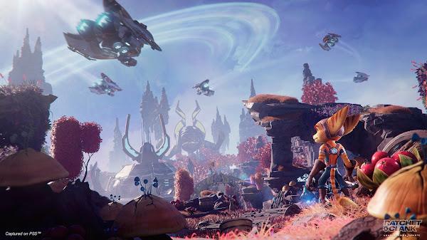 Ratchet & Clank: Uma Dimensão à Parte recebe novo vídeo focado nos planetas do jogo