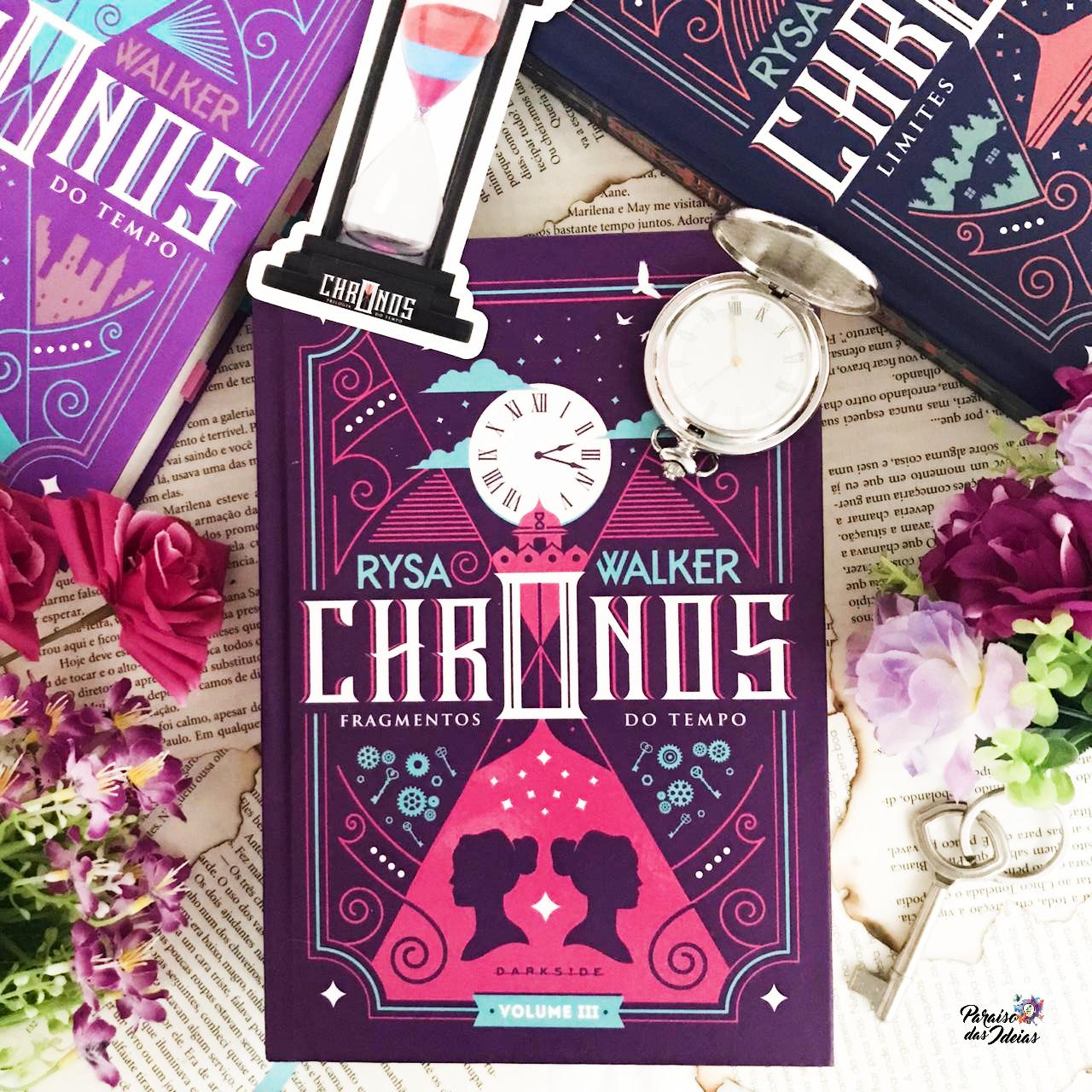 Chronos - Fragmentos do Tempo #03 || Risa Walker