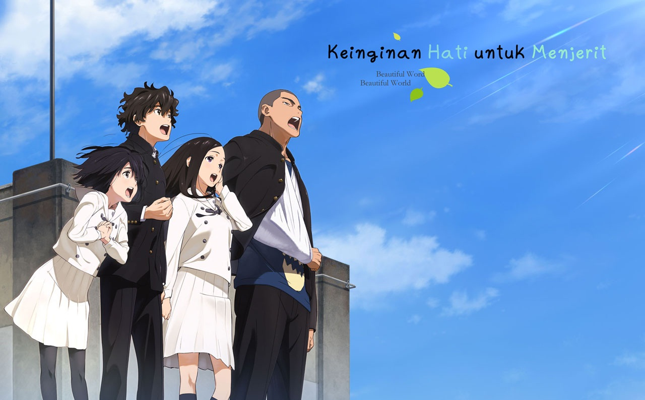 Rekomendasi 7 Anime Movie Genre Romance Terbaik