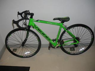 Stolen Bicycle - Viking Sprint XXR Road Race