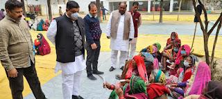 श्री राम सेवा संस्थान द्वारा हो रहा 40 सालों से फ्री नेत्र शिविर का आयोजन
