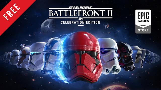star wars battlefront 2 celebration edition free pc game 2017 action shooter ea dice criterion games motive studios electronic arts
