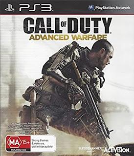 Call of Duty Advanced Warfare + ALL DLC PS3
