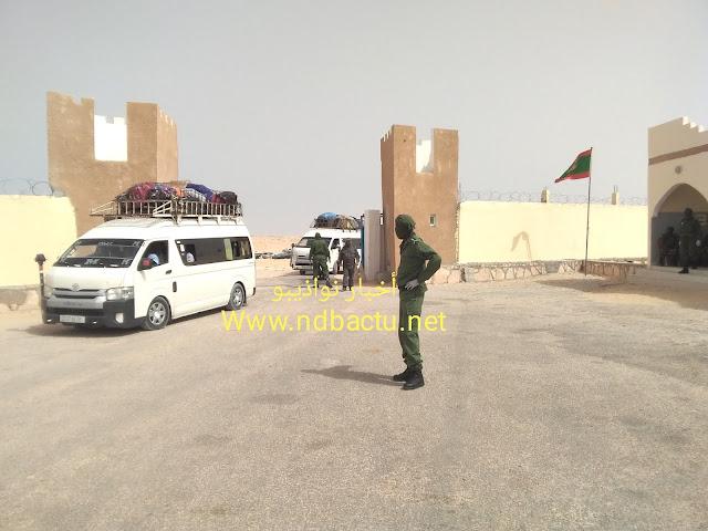 نواذيبو : عودة 170 موريتانيا من العالقين في المغرب..- صور و تفاصيل العملية