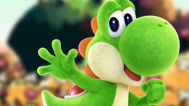 Top 20 de los mejores compañeros en videojuegos - Yoshi